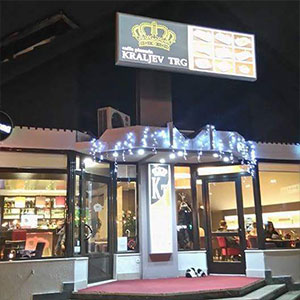 caffe pizzeria Kraljev Trg