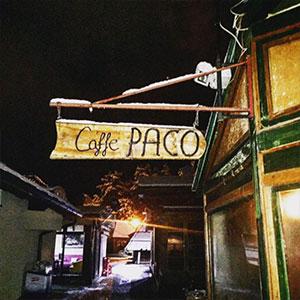 caffe paco